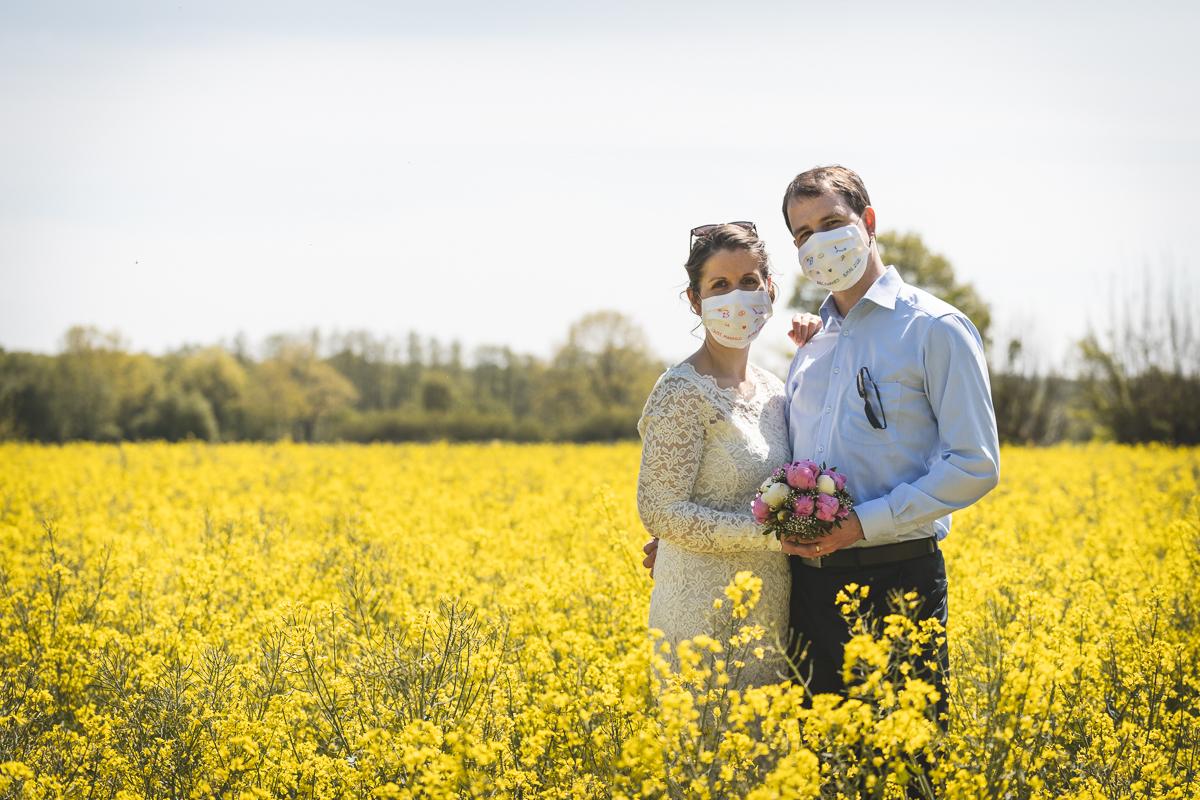 Bargteheide | Hochzeit mit Abstand